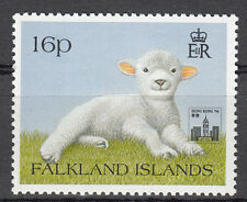 Falkland Islands Nr. 604** Lamm / HONG KONG`94