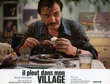 IVAN PALUCH IL PLEUT DANS MON VILLAGE  1968 VINTAGE LOBBY CARD #6