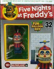 McFarlane Five Nights at Freddy's Balloon Boy 32 Pc Construction Set FNAF-4 Lego