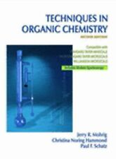 Laboratory Techniques In Organic Chemistry - Jerry R Mohrig