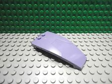 Lego 1 Lavender windscreen windshield with locking hinges 4x8x2