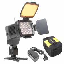 NEW  LBPS1800 LED Battery Video Light 5500K/3200K For  Camera SLR Cameras