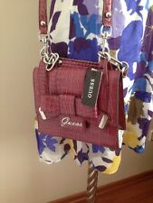 ..GUESS LULIN.TOP HANDLE BERRY FLAP OR CROSS-BODY   ***BLOW OUT !!! ***