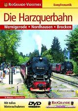 DVD Die Harzquerbahn Rio Grande