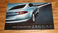 Original 2009 Jaguar XF Collection Deluxe Sales Brochure 09
