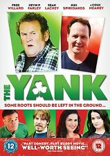 THE YANK Colm Meaney Nicole Forester DVD Film in Inglese NEW PRENOTAZ.