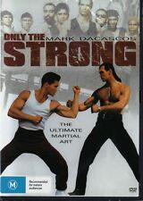 ONLY THE STRONG - MARK DACASCOS  - NEW & SEALED DVD