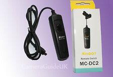 REMOTE SHUTTER RELEASE CONTROL MC-DC2  FOR NIKON D5600 D750 D7200 D5500 D90