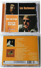 Lee Hazlewood - Poet, Fool,... / Back On... 2004 EMI CD