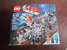 LEGO New the Lego movie 70801 Melting Room 122 pcs building toy play fun pieces
