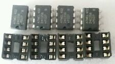 USA ship 4pc Atmel AT24C256   256KB I2C CMOS Serial EEPROM Arduino compatible..