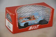 Best MODEL 9599 - Porsche 908-3 #7 Targa Florio - 1971  Siffert  1/43