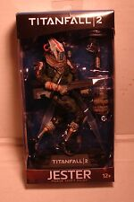 "IN-STOCK NOW!  McFarlane Titanfall 2  JESTER  7"" Action figure  Color Tops #17"