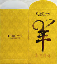 Ang Pow Packets - 2015 OldTown White Coffee 2 pcs