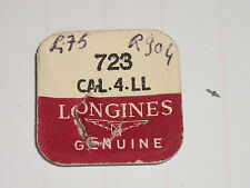 Longines balance staff 4LL 5L 13.15 12.19 12.193  axe de balancier / Unruhwelle