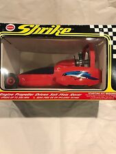 NICE COX SHRIKE Prop Rod Tether Gas Powered Race Car WITH Engine RED