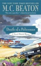 Death of a Policeman (A Hamish Macbeth Mystery)-ExLibrary