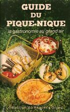Livre guide du pique-nique la gastronomie au grand air   book