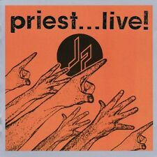 "JUDAS PRIEST ""PRIEST...LIVE"" 2 CD REMASTERED NEUWARE!"