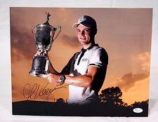 Martin Kaymer US Open Signed 11x14 Photo JSA