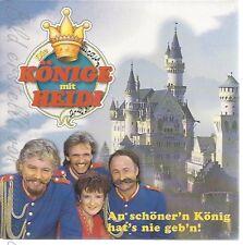 CD--DIE KÖNIGE MIT HEIDI--AN SCHÖNER'N KÖNIG HAT'S NIE GEB'N