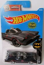 2016 Hot Wheels Super Treasure Hunt 1966 TV Style BATMOBILE MOC Protector Pack