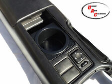 Front Cup Holder, LHD, Fits: 95-98 Nissan 240sx S14, by UAC