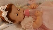 Vintage 1962 Horsman Carnation Milk Thirsty Baby Doll