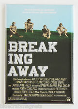 Breaking Away FRIDGE MAGNET (2 x 3 inches) movie poster bicycle bike