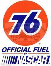 Aufkleber 76 Official Nascar Fuel Union Oil Unocal Race