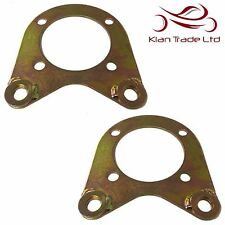 PAIR REAR MOUNT CALIPER MOUNTING BRACKET - BRISCA SPEDEWORTH KITCAR KIT CAR