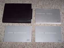 2010 Infiniti FX35 FX50 FX 35 50 Factory Owner's Owners User Manual Book Set