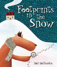 Footprints in the Snow, Mei Matsuoka, New Book