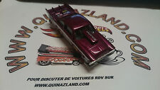 Johnny Lightning 1958 Plymouth Fury Christine 1995 Dragster bordeaux (0057)