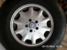 1996 - 1999 MERCEDES-BENZ W210 E320 E-CLASS 16'' WHEELS RIM OEM A2104010602