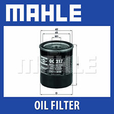 Mahle Oil Filter OC217 - Fits Toyota - Genuine Part