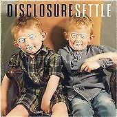 DISCLOSURE Settle CD - with Sam Smith, AlunaGeorge, London Grammar Jessie Ware
