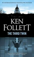 BUY 2 GET 1 FREE The Third Twin by Ken Follett (1997, Paperback)