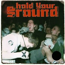 V/A - HOLD YOUR GROUND CD (FU'S, UNITY, SICK OF IT ALL, WARZONE, YOUTH OF TODAY)