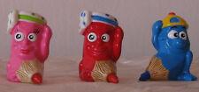 """Germany Ferrer 3 figures from a series """"Die verruckte Schreibtisch-Bande-2"""""""