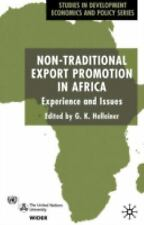 Studies in Development Economics and Policy: Non-Traditional Export Promotion...