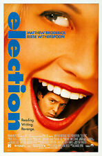 ELECTION (1999) ORIGINAL MOVIE POSTER  -  ROLLED  -  DOUBLE-SIDED