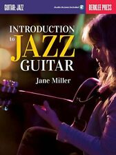 Introduction To Jazz Guitar Learn to Play Beginner Easy MUSIC Lesson Tutor BOOK
