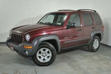 Jeep: Liberty 4dr Sport 4W