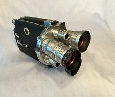 KODAK K100 Turret Cine 16mm Movie Camera - with lenses and viewfinders