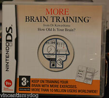 Brain TRAINING più (Nintendo DS)
