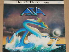 "ASIA -Heat Of The Moment- 7"" 45"