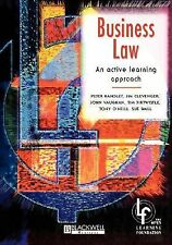 Open Learning Foundation Ser.: Business Law : An Active Learning Approach by...