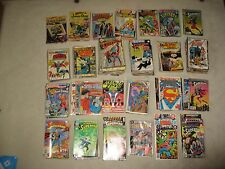 HUGE SUPERMAN COMIC LOT: MIXED TITLES SILVER=MODERN AGE APPROXIMATELY 378 COMICS