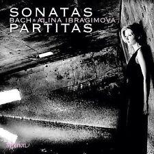 Bach: Sonatas & Partitas for Solo Violin (CD, Sep-2009, Hyperion)